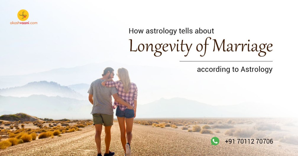 astrology predicts longevity of marriage